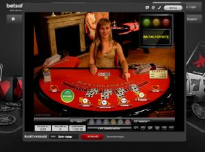 Live blackjack kan du spille hos mange online casinoer. Et av de beste er helt klart Betsafes live casino.