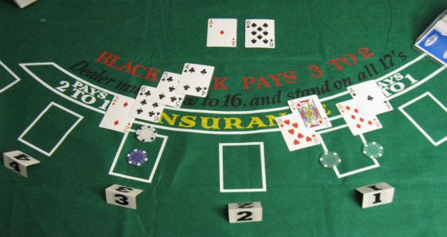 Blackjack main