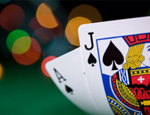 Blackjack på nettet